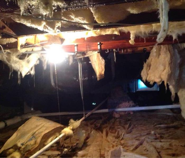 Water Damage What To Do When Water Gets In Your Crawlspace
