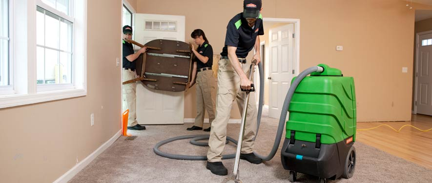 Raleigh, NC residential restoration cleaning